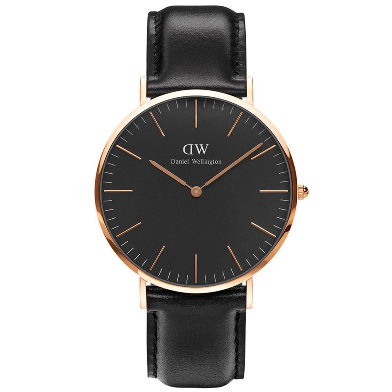 ساعت مچی عقربه ای مردانه دنیل ولینگتون مدل DW00100127