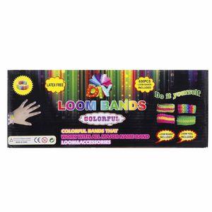 ست اسباب بازی جواهر سازی 600 تکه مدل Colorful