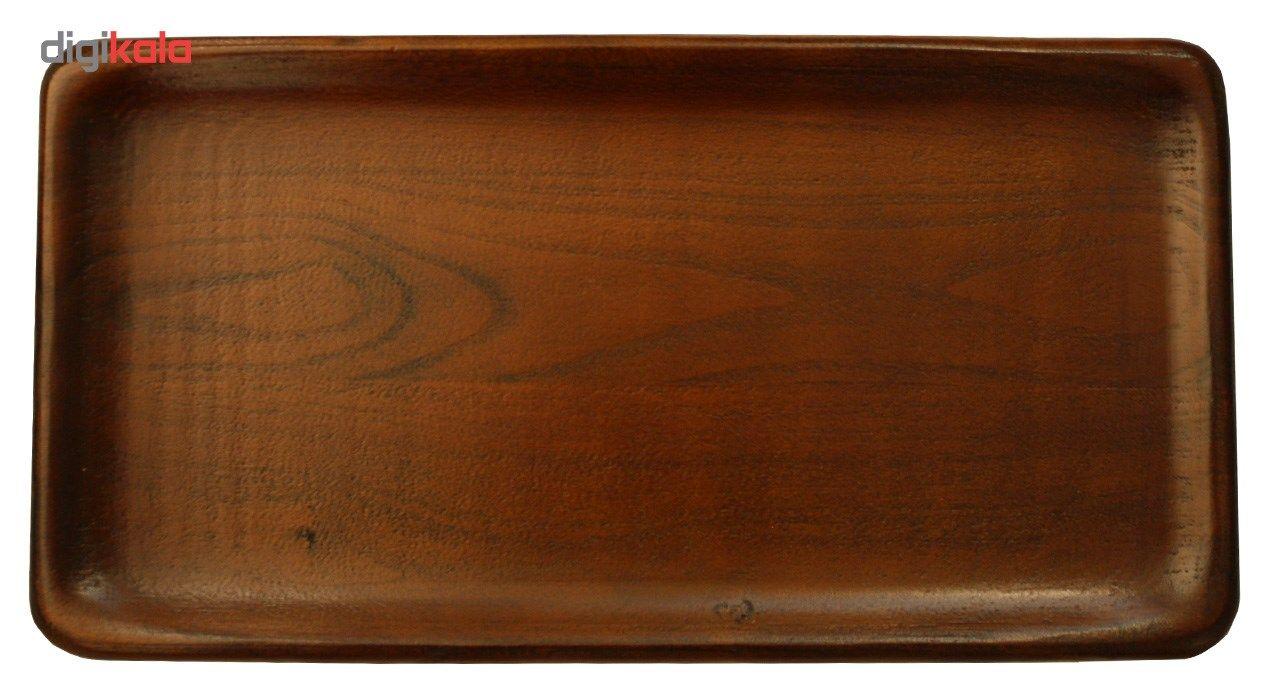 سینی چوبی شیجا متوسط مدل B21 main 1 1