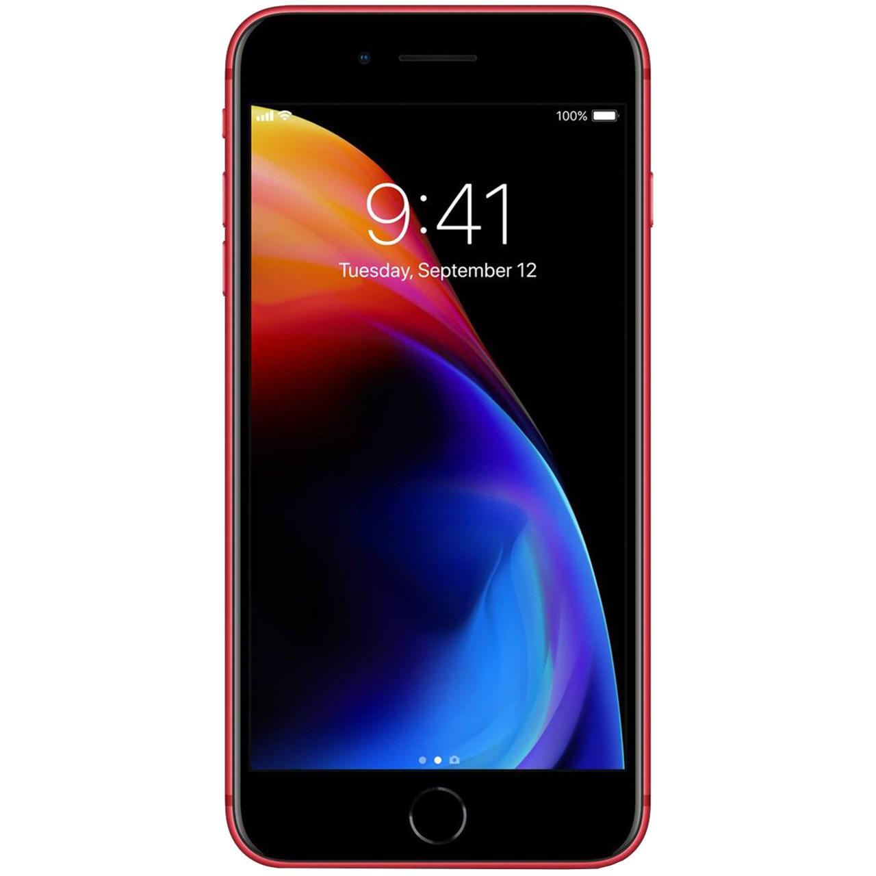 گوشی موبایل اپل مدل iPhone 8 Plus (Product) Red ظرفیت 64 گیگابایت
