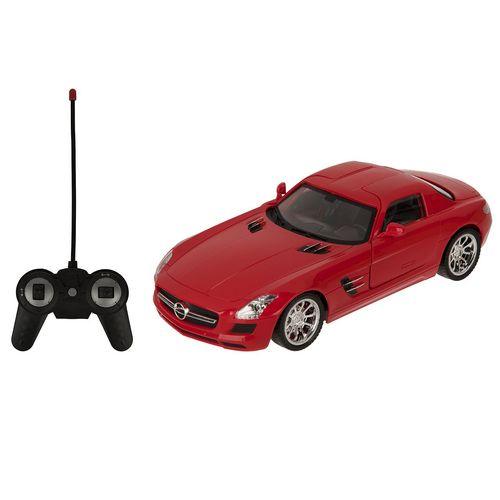 ماشین بازی کنترلی مدل Mercedes Benz SLS JS-1058