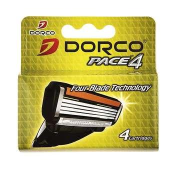 تیغ یدک دورکو مدل Pace 4 بسته 4 عددی