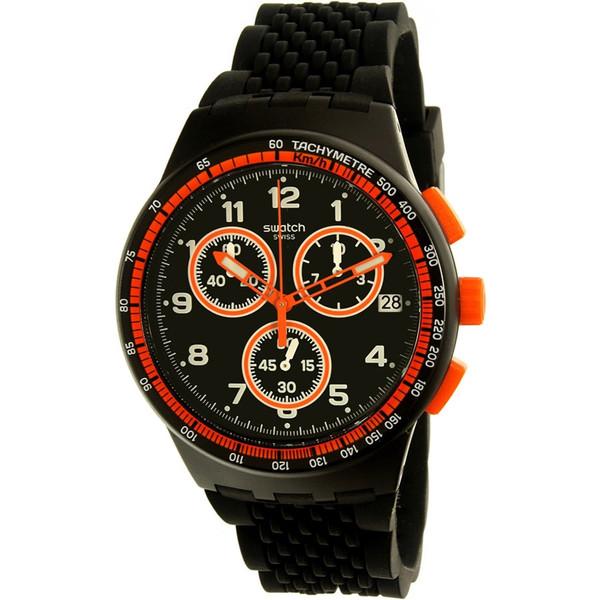 ساعت مچی عقربه ای مردانه سواچ مدل SUSB408