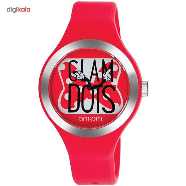 ساعت مچی عقربه ای بچهگانه ای ام:پی ام مدل DP155-U352 -  - 1