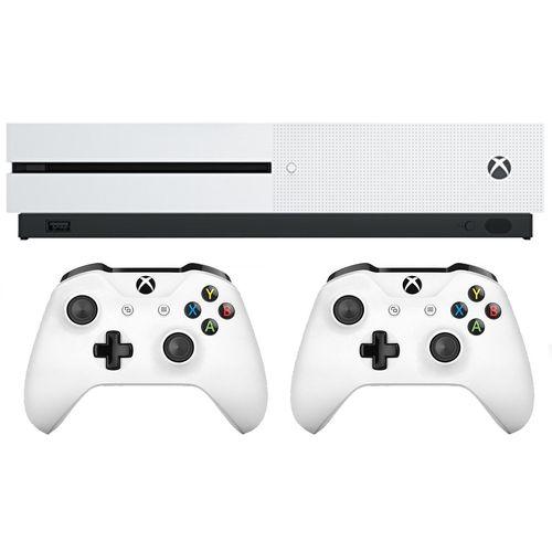مجموعه کنسول بازی مایکروسافت مدل  Xbox One S ظرفیت 500 گیگابایت