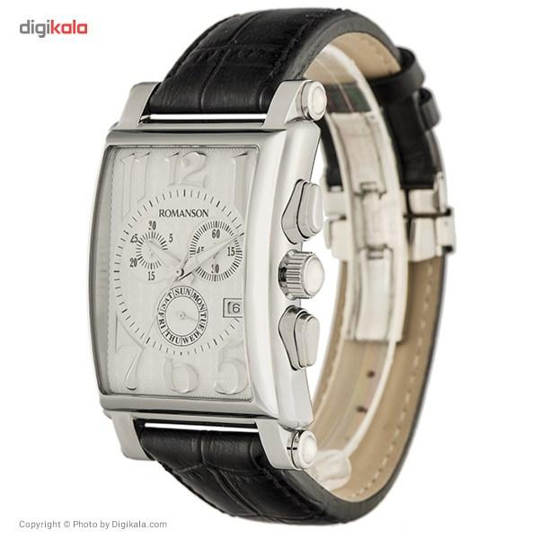 ساعت مچی  مردانه رومانسون مدل TL6599HM1WAS2W              اصل