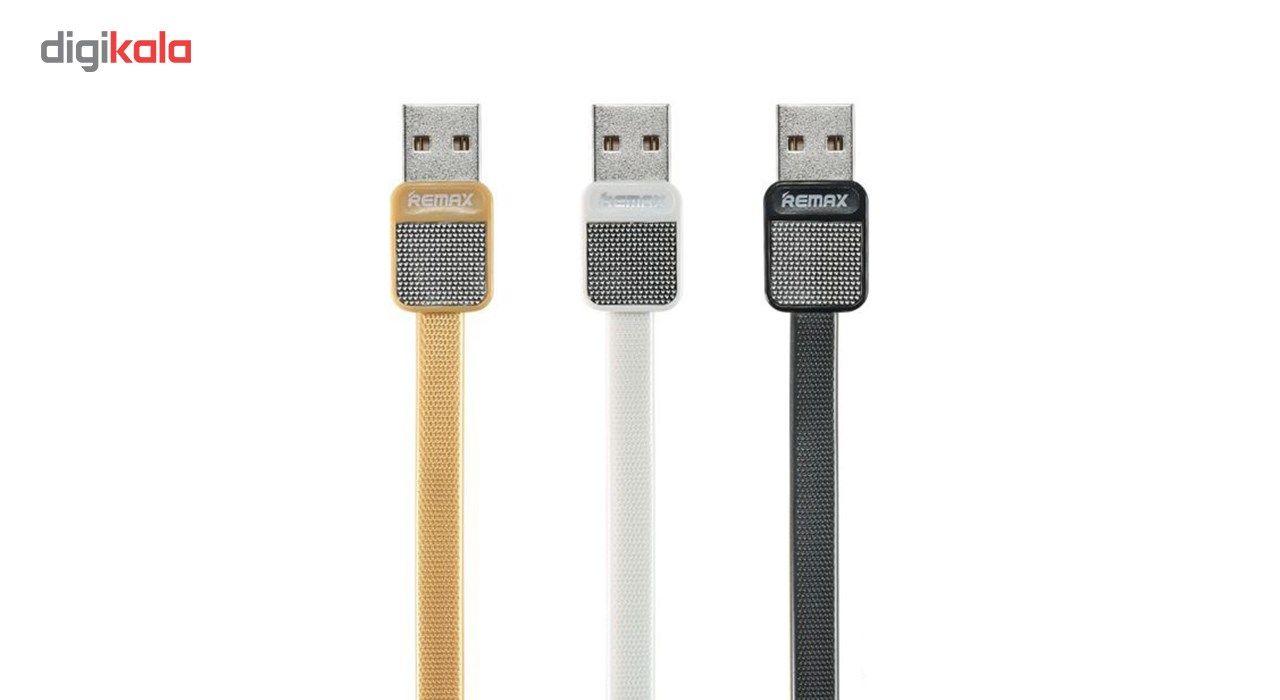 کابل تبدیل USB به لایتنینگ ریمکس مدل 044i به طول 1متر main 1 3