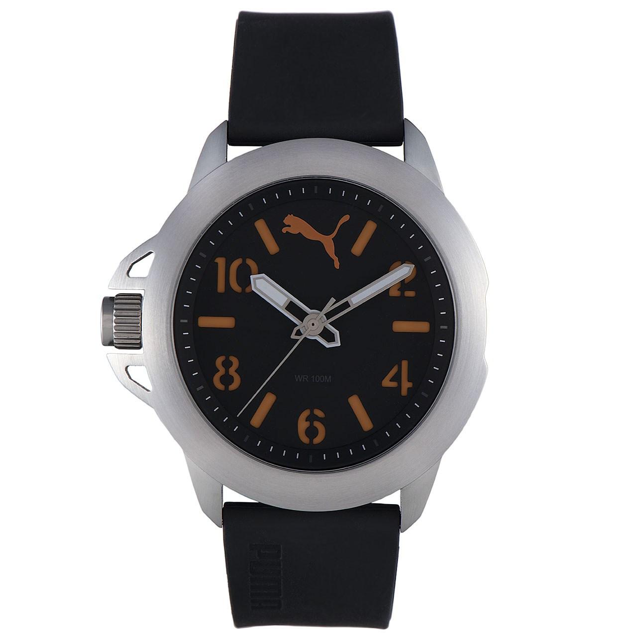 ساعت مچی عقربه ای مردانه پوما مدل PU104181002 55