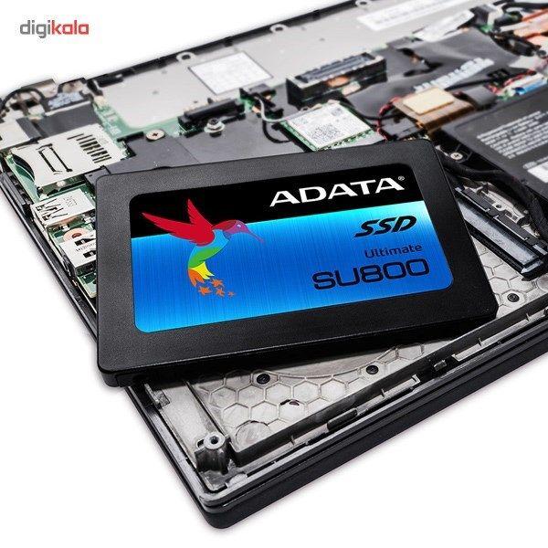 حافظه SSD ای دیتا مدل SU800 ظرفیت 256 گیگابایت main 1 5