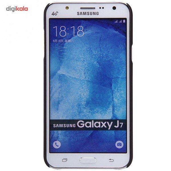 کاور نیلکین مدل Super Frosted Shield مناسب برای گوشی موبایل سامسونگ Galaxy J7 main 1 2