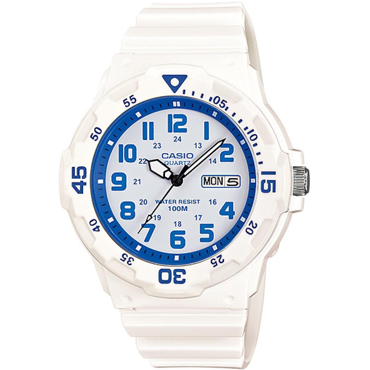 ساعت مچی عقربه ای مردانه کاسیو مدل MRW-200HC-7B2VDF