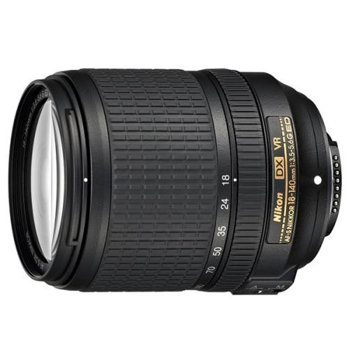 لنز نیکون AF-S 18-140mm f/3.5-5.6G ED DX VR