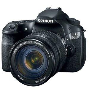 دوربین دیجیتال کانن ای او اس 60 دی کیت 18-200 IS