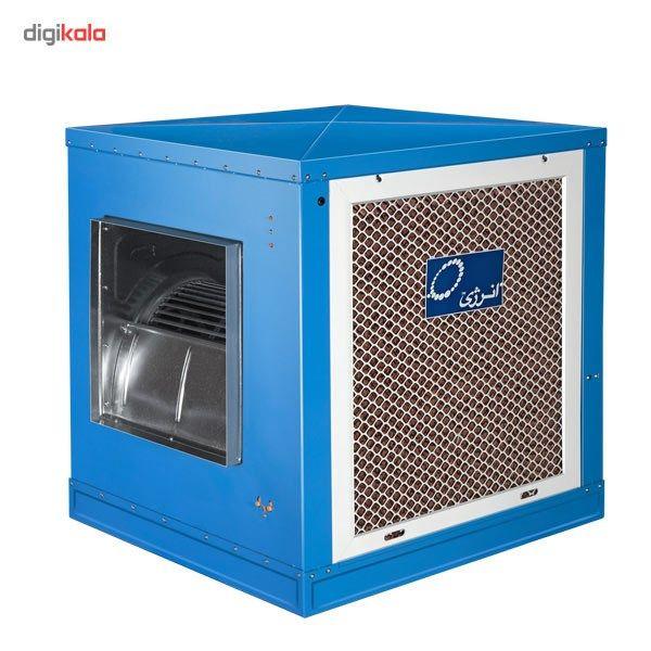 کولر سلولزی تبخیری انرژی مدل EC0700 هوادهی از بغل main 1 1