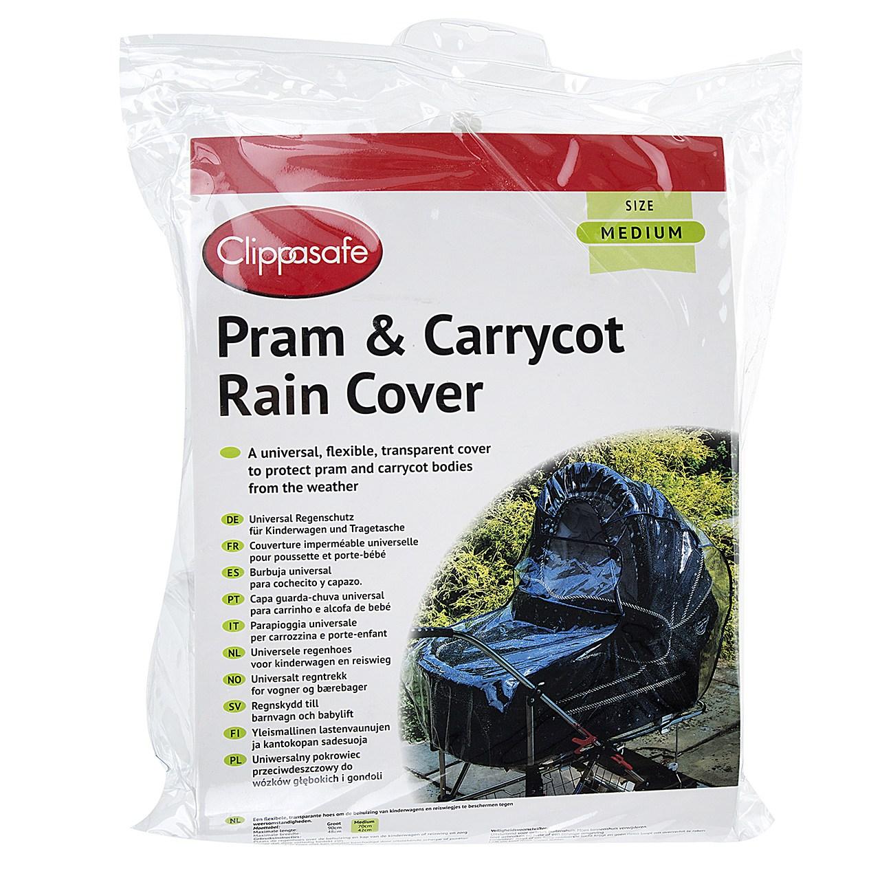 کاور بارانی کلیپاسیف مدل CL241 Universal Pram And Carrycot