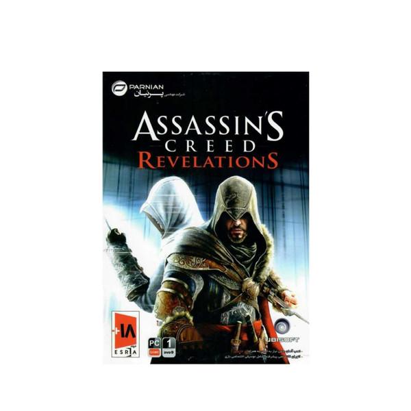 بازی assassins creed revelation مخصوص کامپیوتر