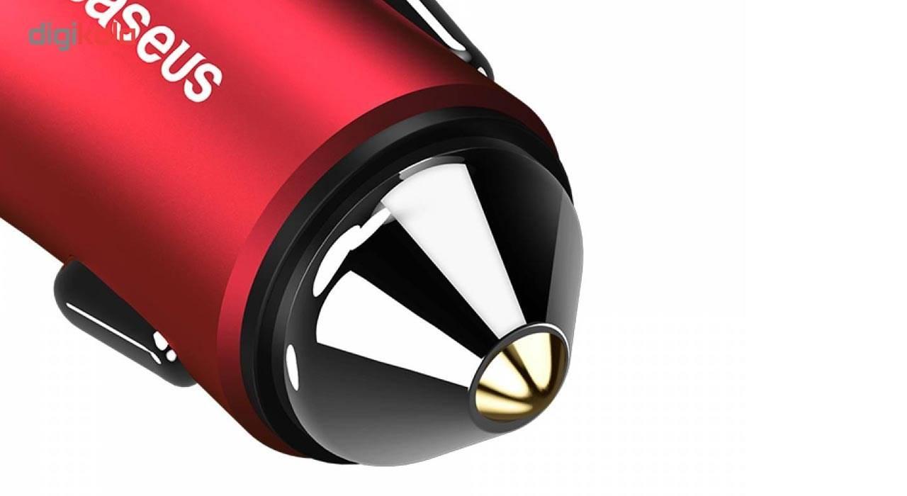 شارژ ر فندکی باسئوس مدل Golden Contactor main 1 7