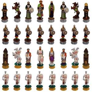 ست مهره شطرنج برتاریو مدل 9633