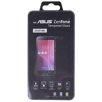 محافظ صفحه نمایش شیشه ای ایسوس مناسب برای گوشی موبایل ایسوس ZenFone Zoom ZX551ML