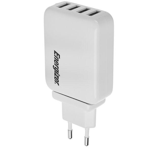 شارژر دیواری انرجایزر مدل Smart Charging Multiport Solution