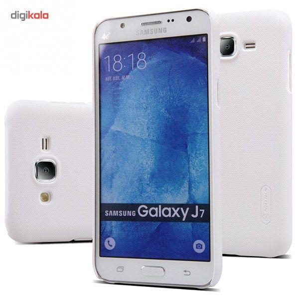 کاور نیلکین مدل Super Frosted Shield مناسب برای گوشی موبایل سامسونگ Galaxy J7 main 1 6
