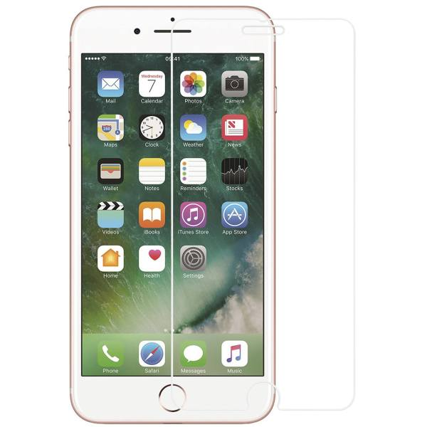 محافظ صفحه نمایش شیشه ای ریمکس مدل Tempered مناسب برای گوشی موبایل اپل iPhone 7 Plus/iPhone 8 Plus