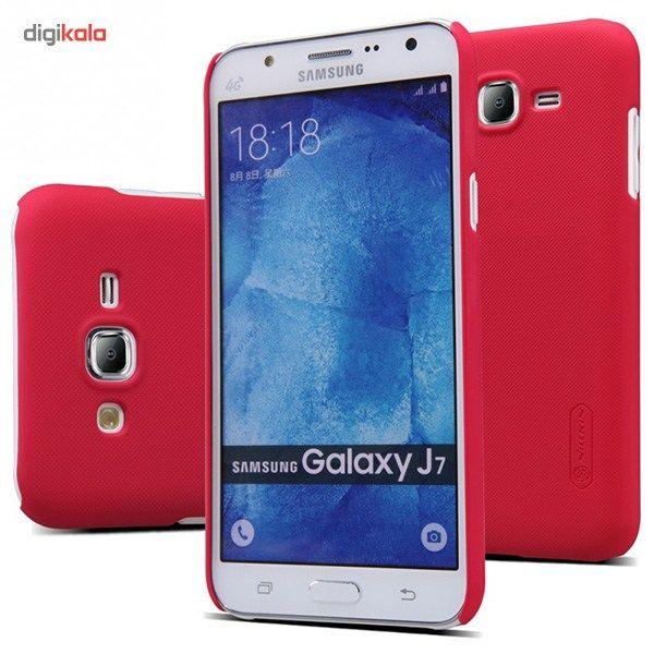 کاور نیلکین مدل Super Frosted Shield مناسب برای گوشی موبایل سامسونگ Galaxy J7 main 1 7