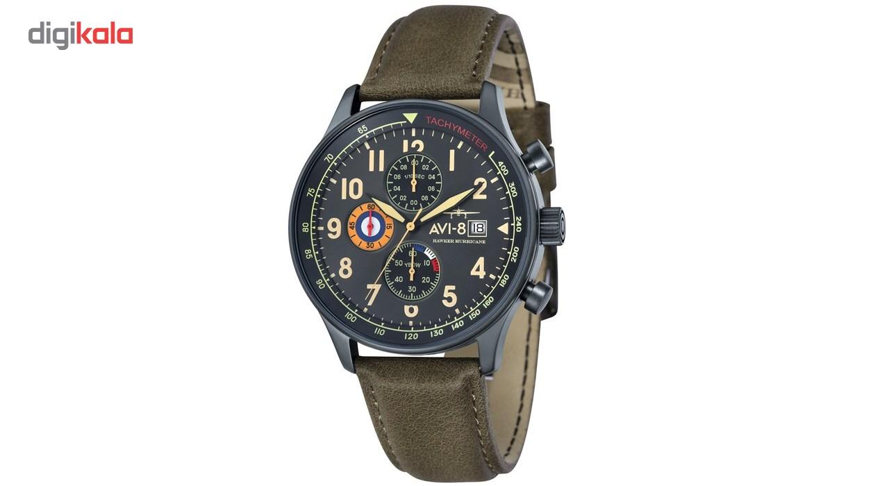 خرید ساعت مچی عقربه ای مردانه ای وی-8 مدل AV-4011-0E