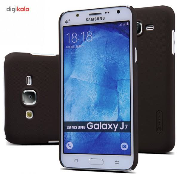 کاور نیلکین مدل Super Frosted Shield مناسب برای گوشی موبایل سامسونگ Galaxy J7 main 1 8