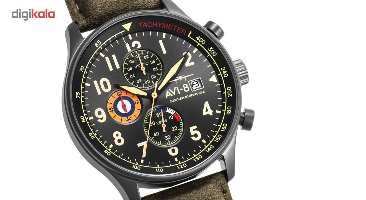ساعت مچی عقربه ای مردانه ای وی-8 مدل AV-4011-0E