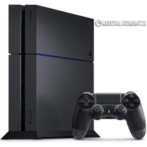 مجموعه کنسول بازی سونی مدل Playstation 4 کد CUH-1206A ریجن 3 - ظرفیت 500 گیگابایت