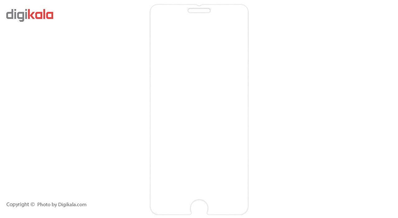 محافظ صفحه نمایش شیشه ای ریمکس مدل Tempered مناسب برای گوشی موبایل اپل iPhone 7 Plus/iPhone 8 Plus main 1 2