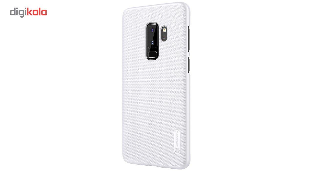کاور نیلکین مدل Super Frosted Shield مناسب برای گوشی موبایل سامسونگ گلکسی S9 پلاس main 1 4