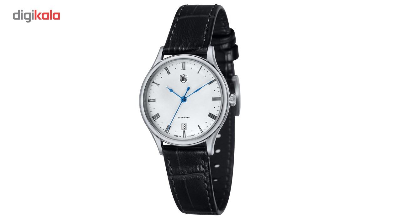ساعت مچی عقربه ای زنانه دوفا مدل DF-7006-02