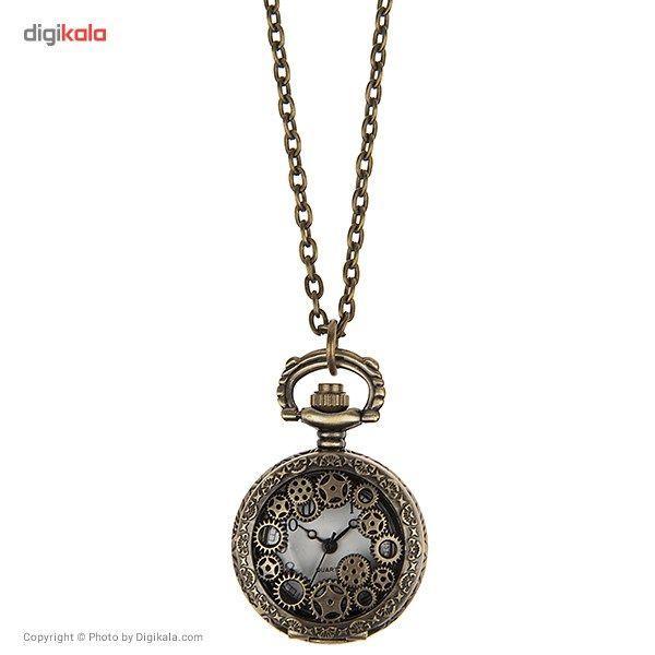 ساعت گردنبندی میو مدل N022DO -  - 1