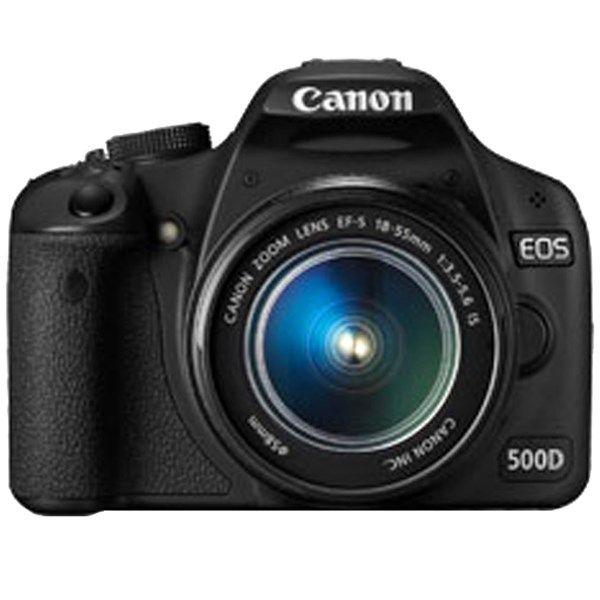 دوربین دیجیتال کانن ای او اس 500 دی (کیس ایکس 3)