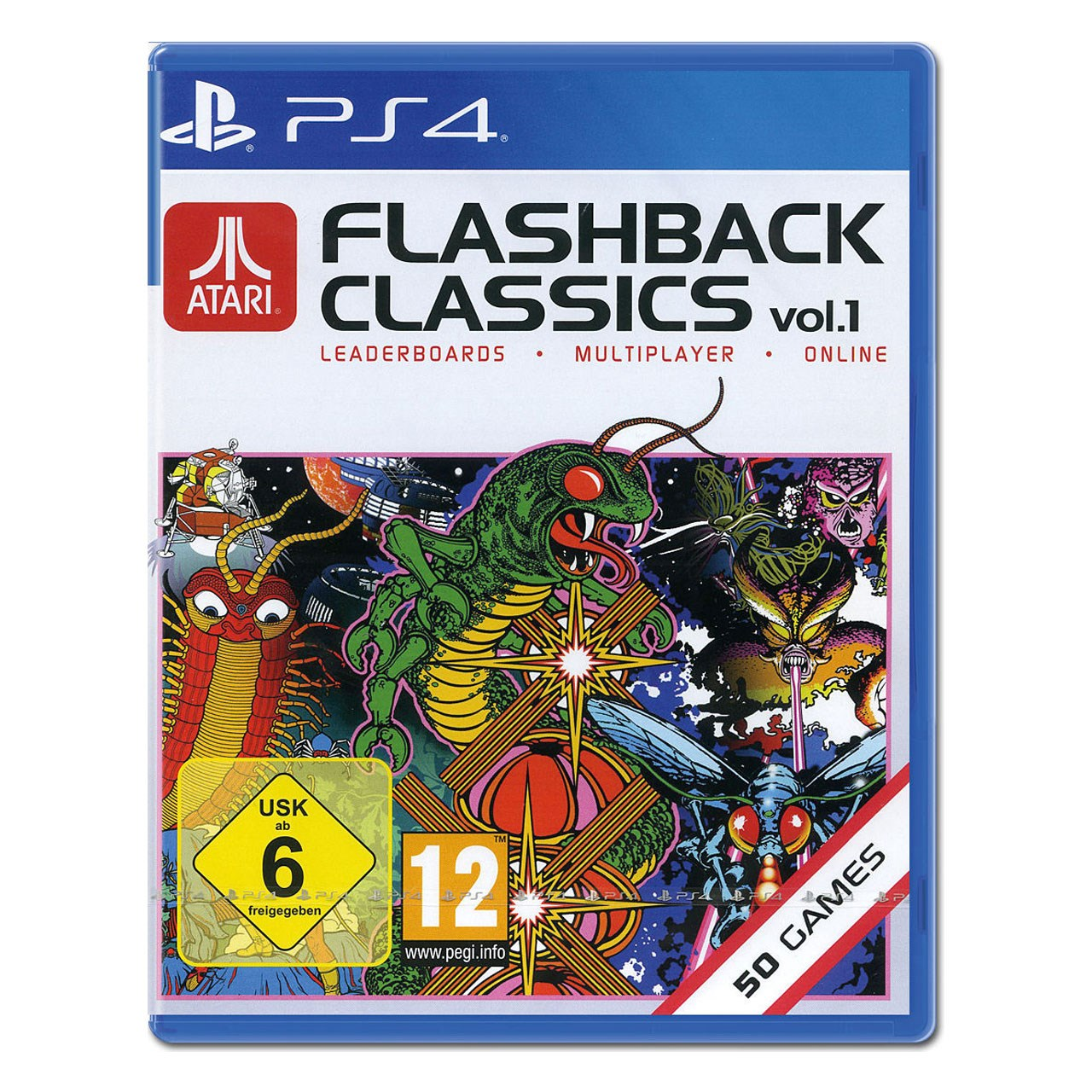 بازی Flash Back Classics Vol.1 مخصوص PS4