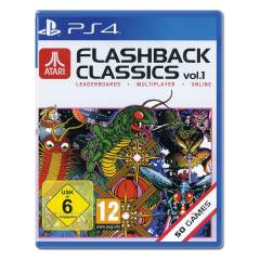 بازی Flash Back Classics Vol.1 مخصوص PS4