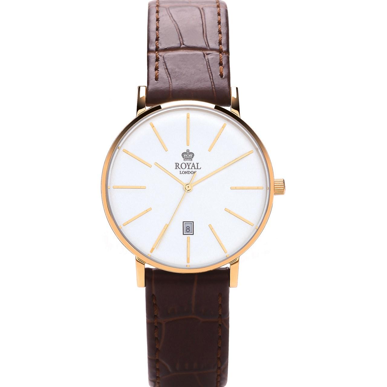 خرید ساعت مچی عقربه ای زنانه رویال مدل RL-21297-02