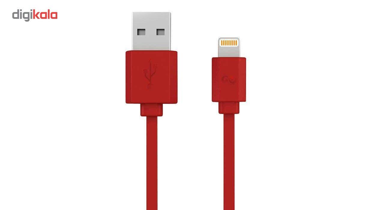 کابل تبدیل USB به لایتنینگ آی واک مدل CST004i طول 2 متر main 1 3