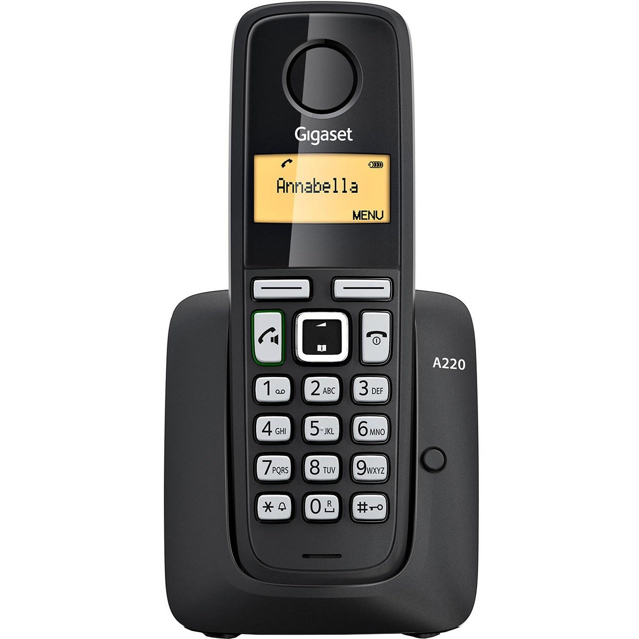 تلفن بی سیم گیگاست مدل A220