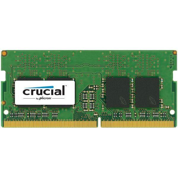 رم لپ تاپ کروشیال مدل DDR4 2133MHz ظرفیت 8 گیگابایت | Crucial DDR4 2133MHz SODIMM RAM - 8GB