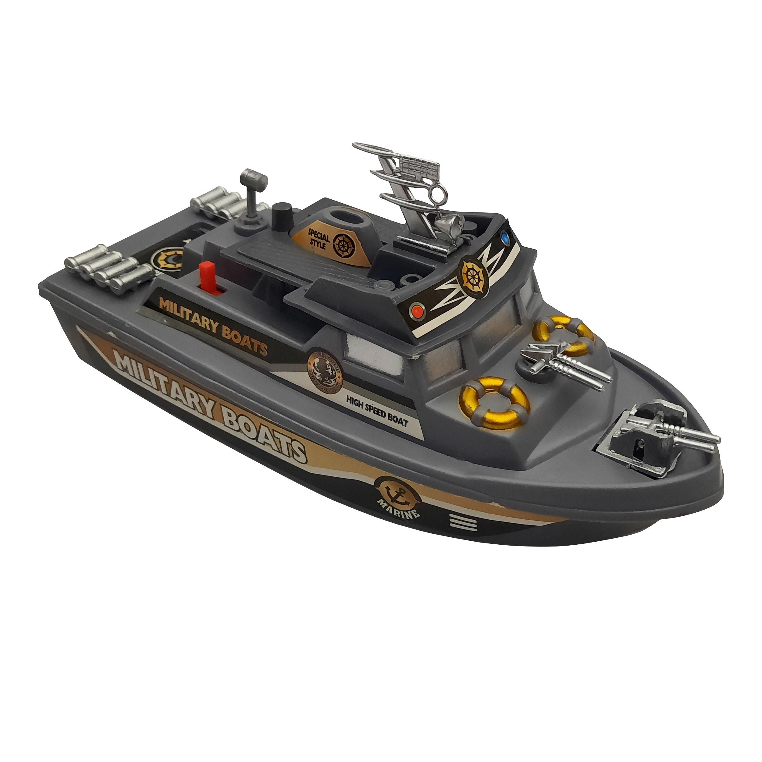 کشتی بازی طرح ناو جنگی مدل MARINE کد 0679