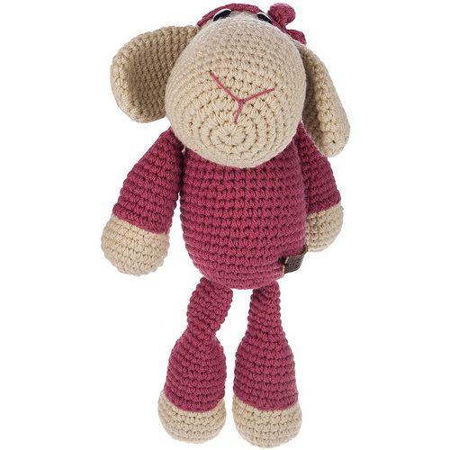 عروسک بافتنی گالری تی سی توی طرح گوسفند