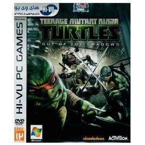 بازی Teenage Mutant Ninja Turtles مخصوص PC