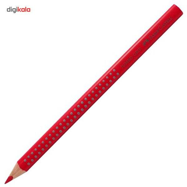 مداد رنگی 12 رنگ فابر-کاستل مدل Colour Grip main 1 3
