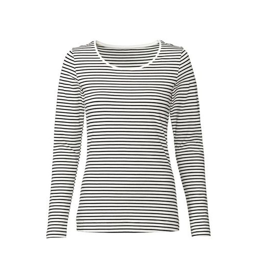 تی شرت آستین بلند زنانه اسمارا مدل IAN 284132
