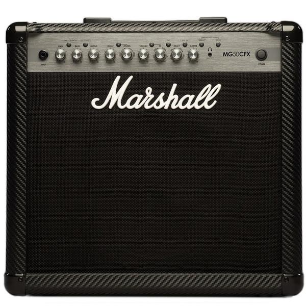 آمپلی فایر گیتار مارشال مدل MG50cfx