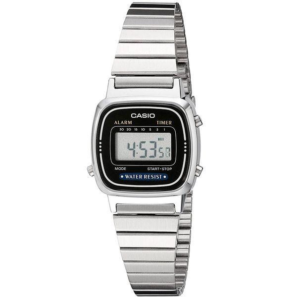 ساعت مچی دیجیتال زنانه کاسیو مدل LA670WA-1DF