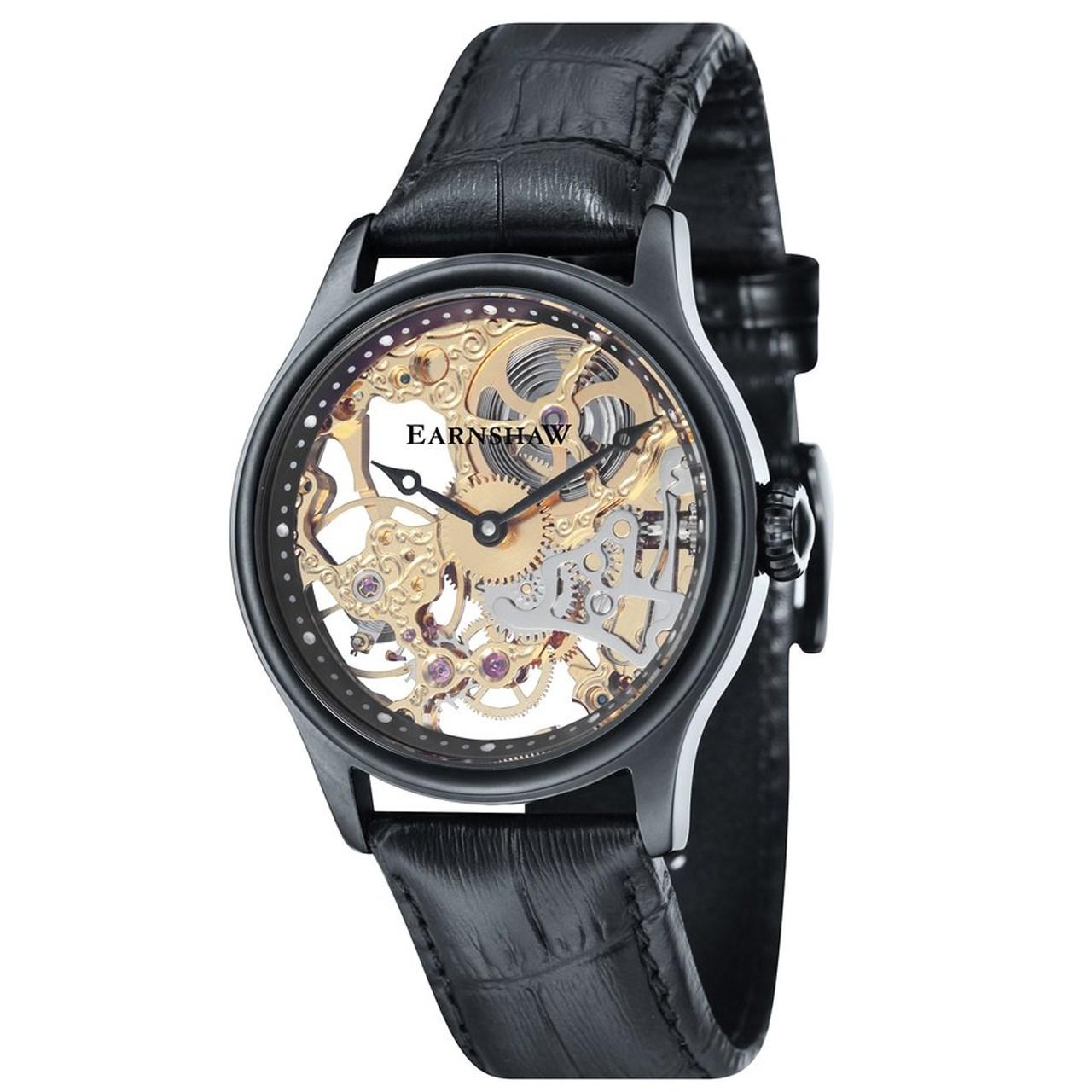 ساعت مچی عقربه ای مردانه ارنشا مدل ES-8049-08 27